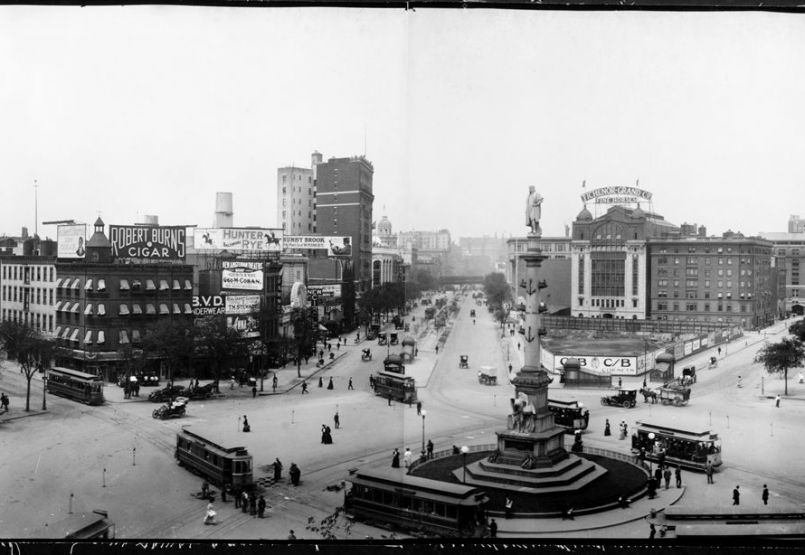 History of Lincoln Square, 1700 – 2000