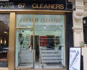 67 French Cleaners