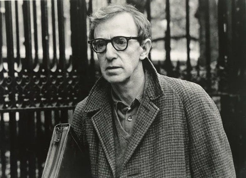 The Cinematic Cityscape of Woody Allen: The Wild Wild West Side on Film