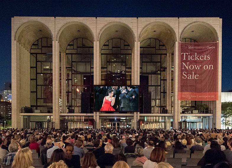The Metropolitan Opera - Entertainment - Events - Lincoln Square BID