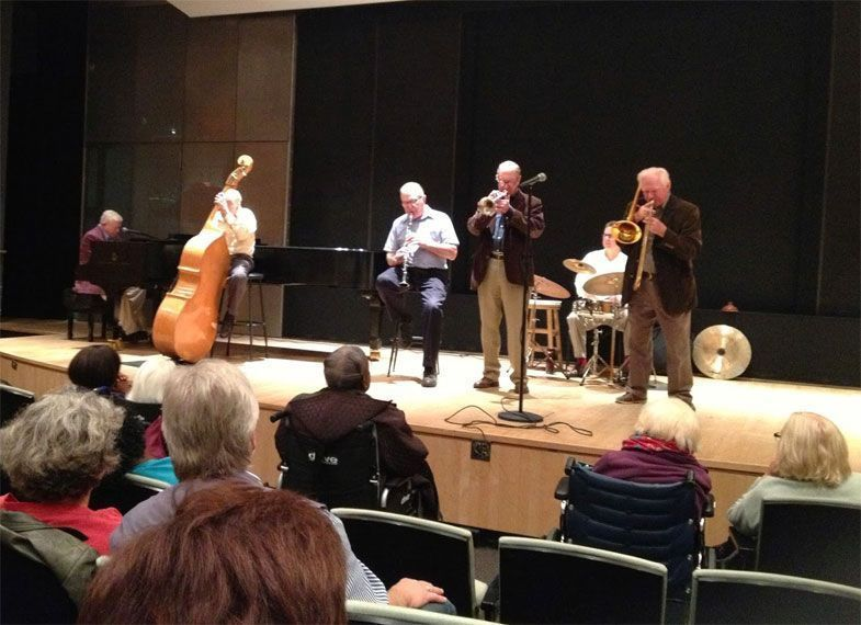 Dixieland Jazz with the Gotham Jazzmen