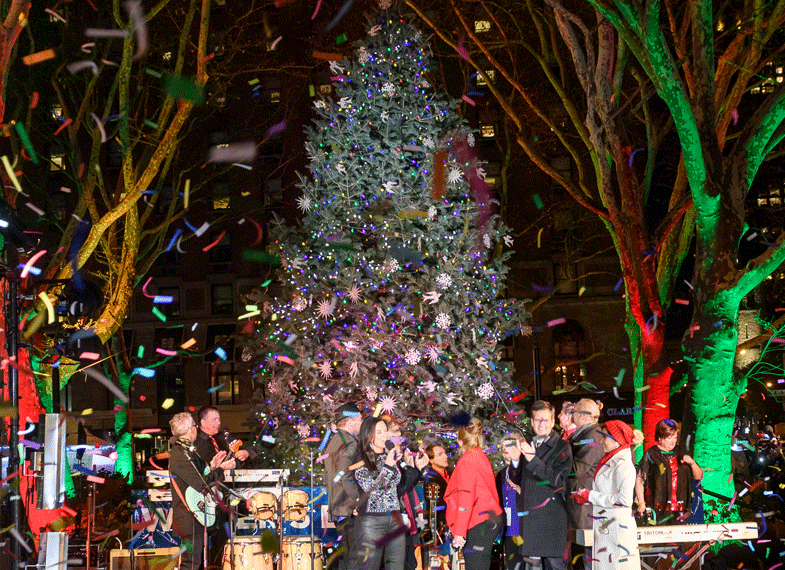 The 19th Annual Winter's Eve at Lincoln Square