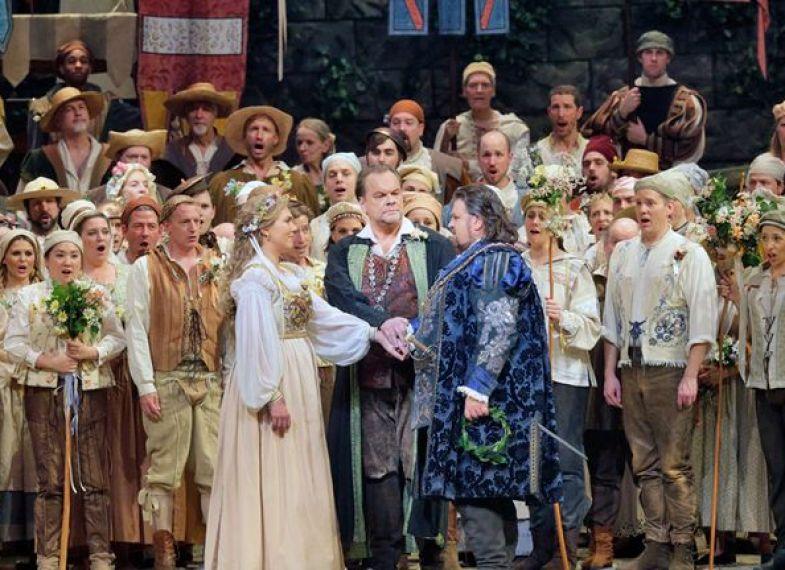 Δωρεάν αναμετάδοση από τη Metropolitan Opera