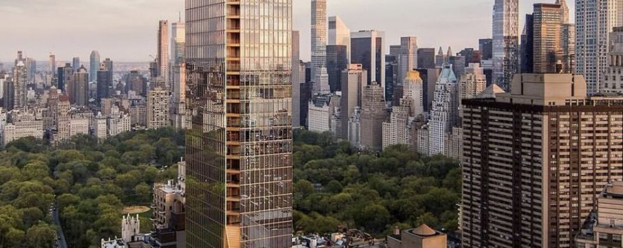 Construction Look Ahead for 50 West 66th Street Project 12.13.18