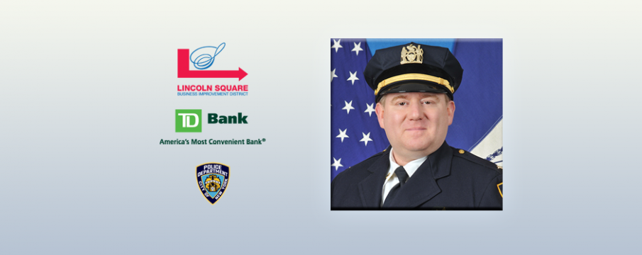 Community Breakfast: Meet Deputy Inspector Timothy J. Malin