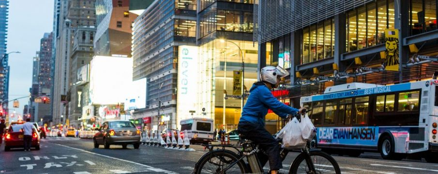 Ebikes Alert from the NYPD