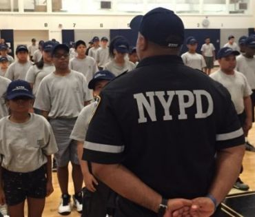 NYPD Summer Youth Police Academy