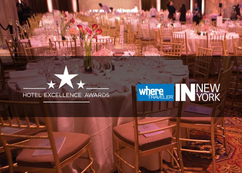 Hotel Excellence Awards with IN NY