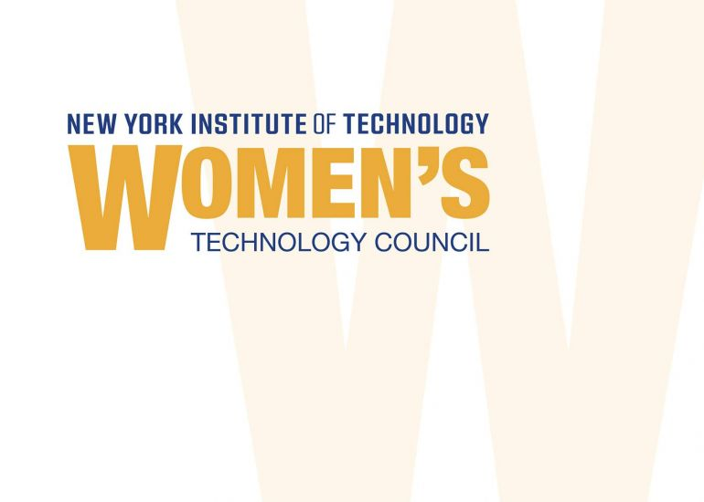 Free NYIT Women's Technology Council Conference: 9/26/19