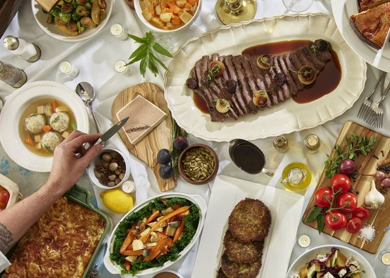 Catering to Celebrate the Jewish New Year 2019
