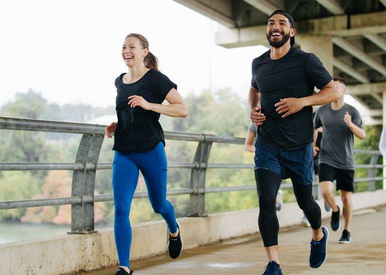 Run, Lincoln Square, Run