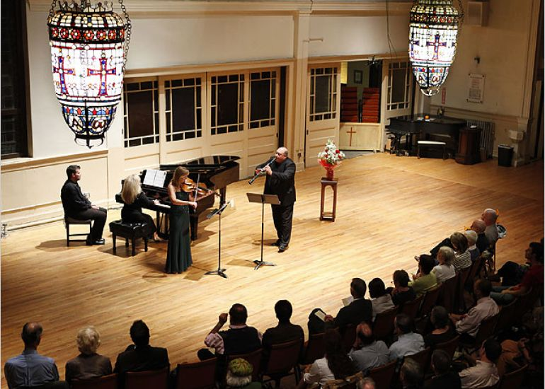 Jupiter Symphony: Lincoln Square's Special Chamber Group
