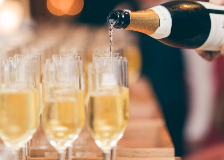 Spend New Year's Eve in Lincoln Square