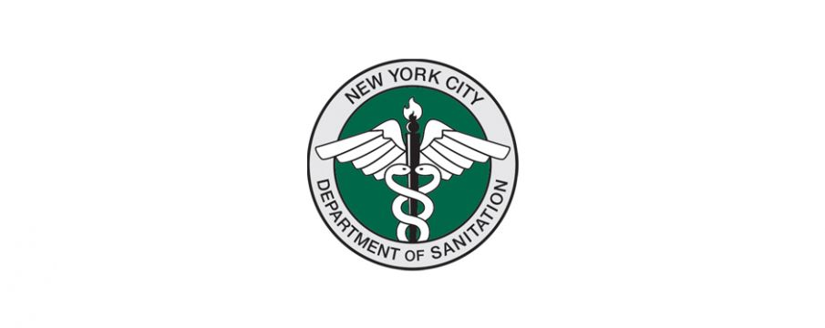 DSNY Service Alert for New Year's Day 2020
