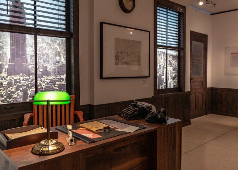 Harold Prince Exhibit: Ends March 31