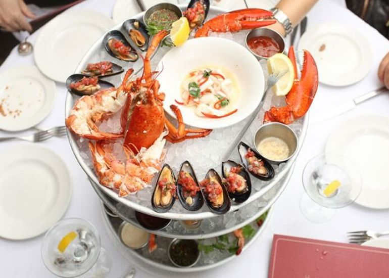 Satisfy Your Seafood Craving