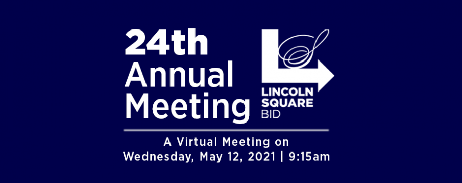 Save the Date: Virtual Annual Meeting 5.12.21