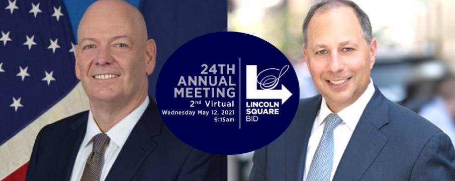 LSBID 24th Annual Meeting: 5.12.21