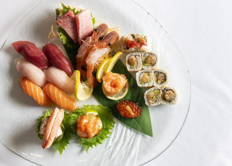 Sushi Spots Around Lincoln Square