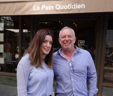 Meet The Manager: Rajmonda of Le Pain Quotidien