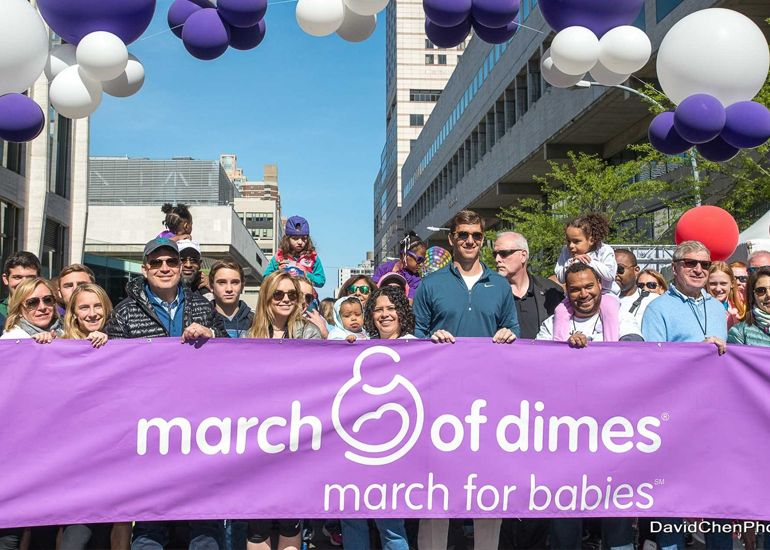 March of Dimes - March for Babies: April 30
