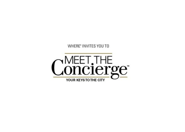 Where New York's Networking Opportunity: Meet the Concierge