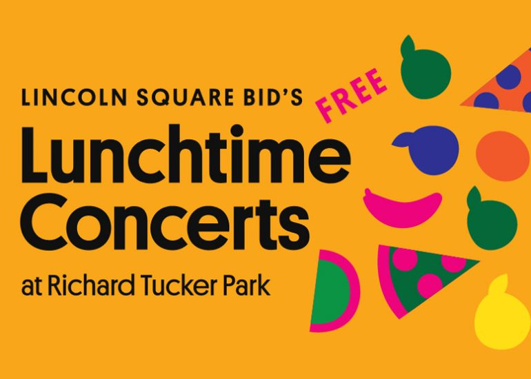 Free Lunchtime Concerts are Back