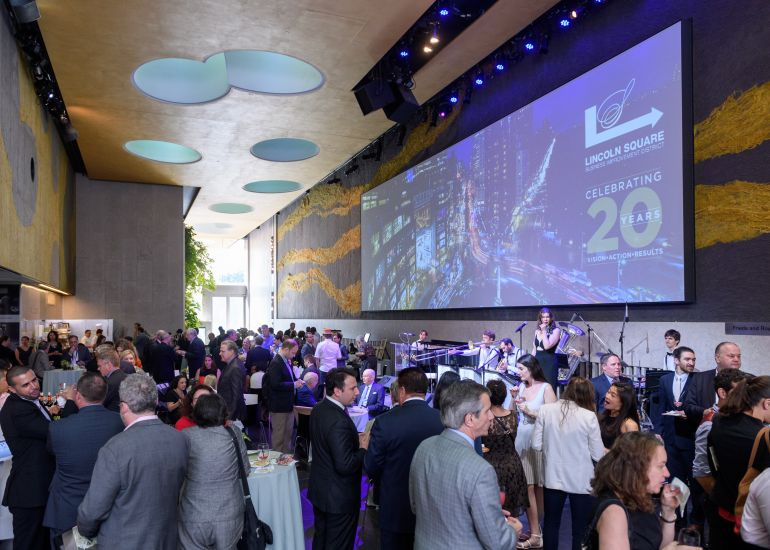 The Lincoln Square BID Celebrates 20 Years of Vision, Action, and Results