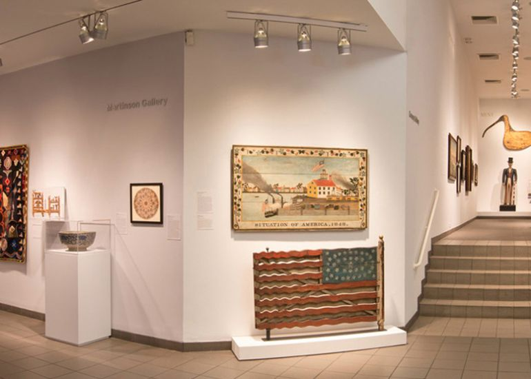Neighborhood Spotlight: American Folk Art Museum