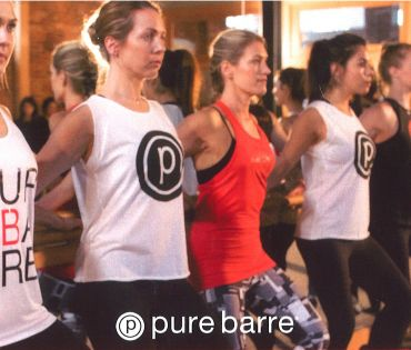 Pure Barre at Columbus Circle