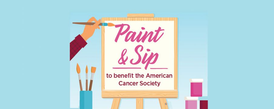 Paint & Sip at Raymour & Flanigan