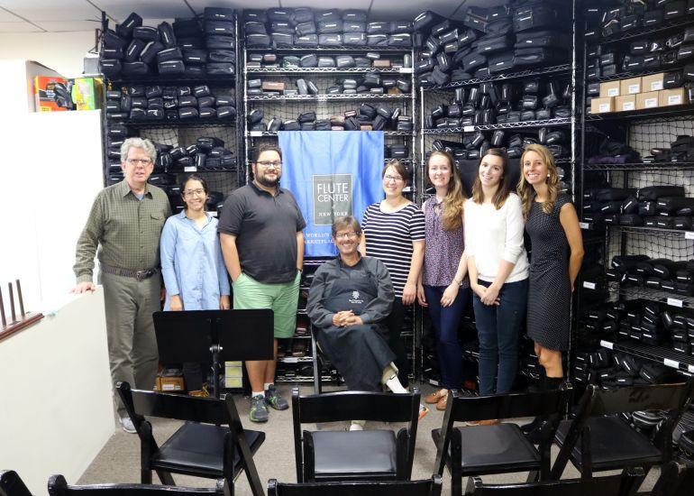 Neighborhood Spotlight: Flute Center of New York