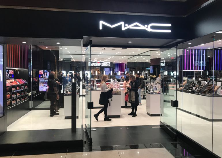 M·A·C is Now at Time Warner Center