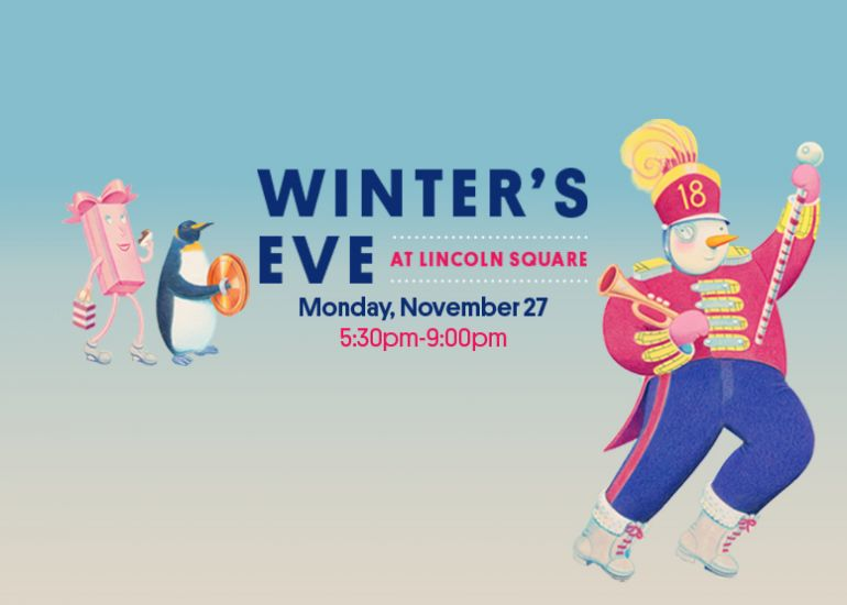 Winter's Eve is Only 12 Days Away!