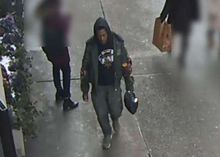 NYPD: Looking for Suspect in 2 Local Robberies