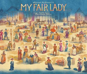 Previews for My Fair Lady at Lincoln Center ...