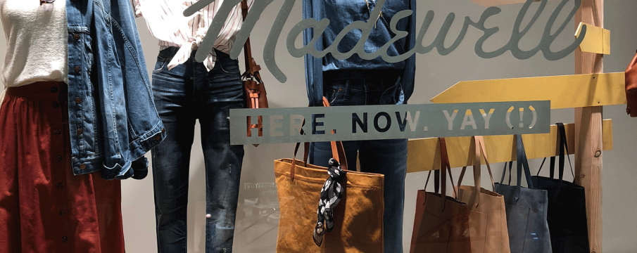 Madewell at J.Crew in Lincoln Square