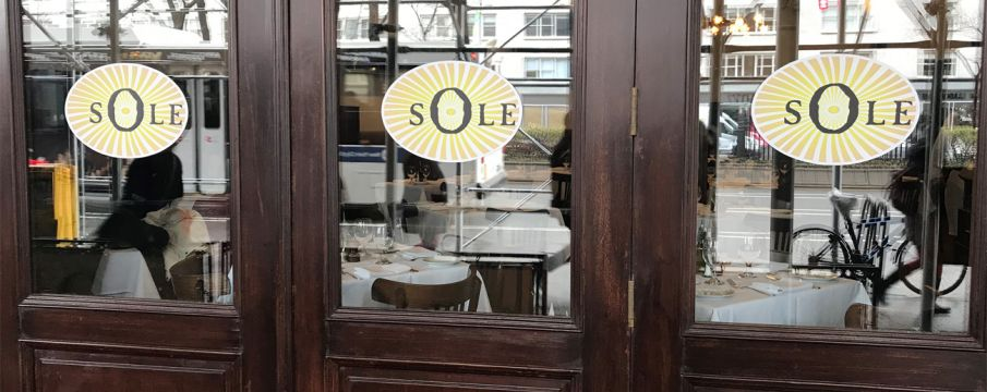 Sole Bistro Italiano, Formerly Luce, is Now Open