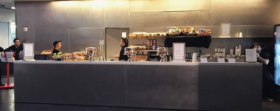 Pop-Up Café at the David Rubenstein Atrium