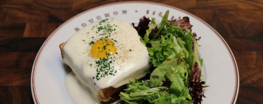 Bouchon Shares a Great Croque-Monsieur Recipe