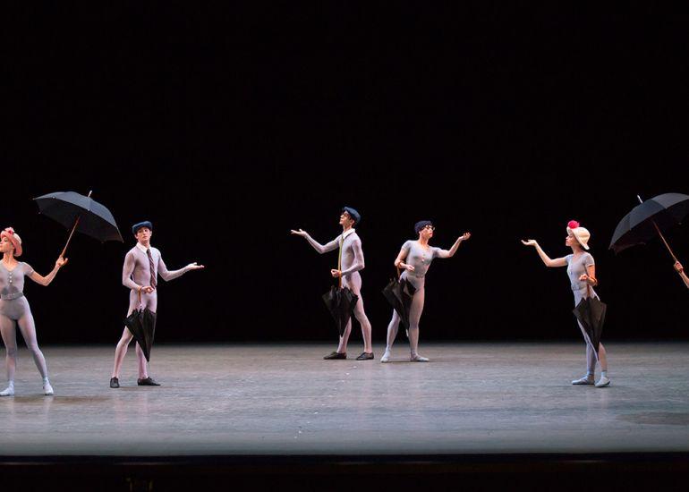 Spring Season at the New York City Ballet