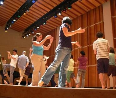Dalcroze Classes at Kaufman Music Center