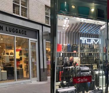 Deals on Lincoln Square's Luggage