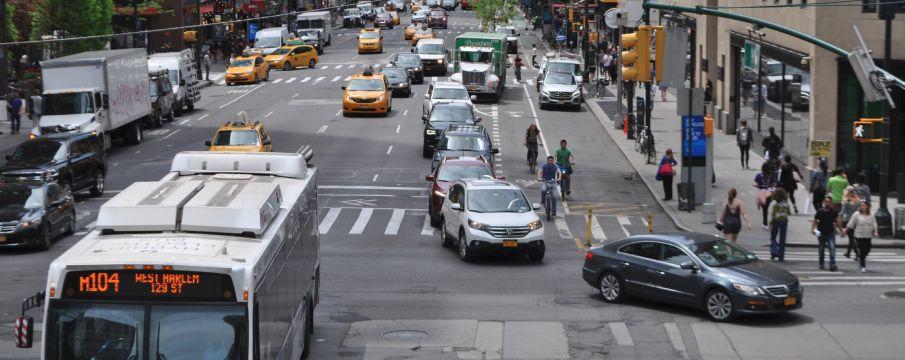 DOT Presentation to CB7 on New Neighborhood Bike Lanes