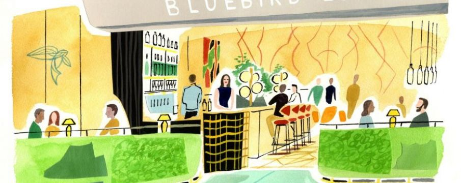 Bluebird London: Opening Soon!