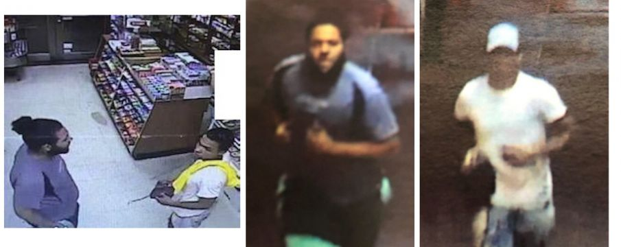 NYPD Looking for 2 Robbery Suspects on UWS