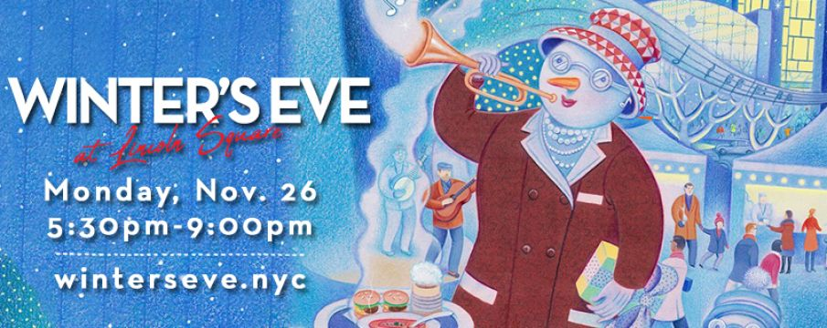 11 Days Until New York's Largest Holiday Festival