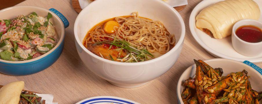 Momofuku Noodle Bar Opens Today!