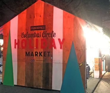 Columbus Circle Holiday Market 2018